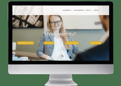 Eva Lillør hjemmeside