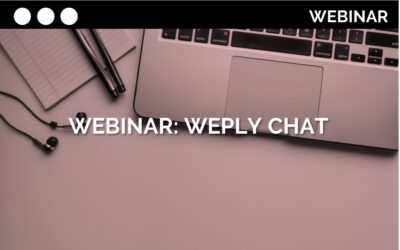 Webinar: Weply chat